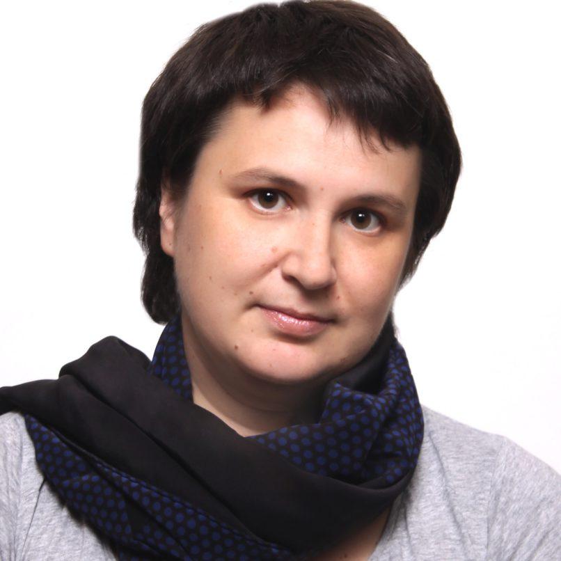 Daria Zaseda portrait